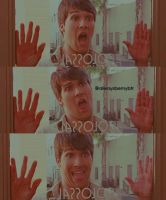 James Crazy Maslow by alwaysbemybtr