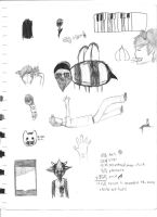 Musical Doodles by Skrill23