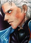 Vergil- A Storm is approaching by GuiltyOne