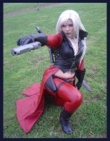 Devil may cry cosplay III by Core-Ray
