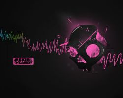 Skullcandy wallpaper no.1 by Dikanguok