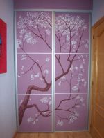 Sakura cupboard by Jeannette11