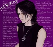 Hyde-soocool by sanie1au