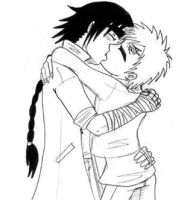 My hero the delinquent - kiss by Gaara-x-Lee-Club