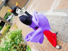 Kanaya: Apply Lipstick. by QPUPcosplay
