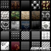 Patterns Pack 1 by PeterPlastic