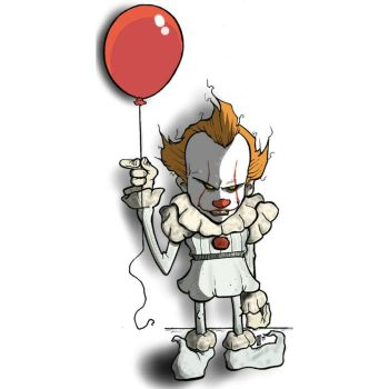 Pennywise  by jhammondART