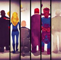 Marvel Families available for purchase by Andry-Shango