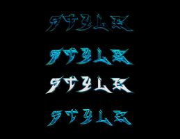 2x2text Styles by asp1xl