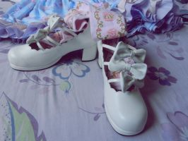 lolita shoes by aiko-yume