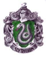slytherin seal by blastedgoose