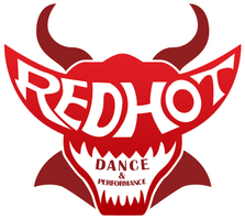 Team Red Hot Logo Vector (Color) by CometComics