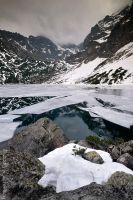 Frozen Morskie Oko by Dark-Raptor
