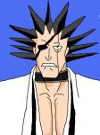 Zaraki Kenpachi by Twilight-Hour