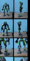 bionicle: techrus by CASETHEFACE