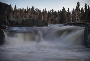 Pabineau Falls VI by PascalsPhotography