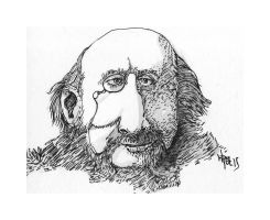 Jacques Offenbach by LevonHackensaw