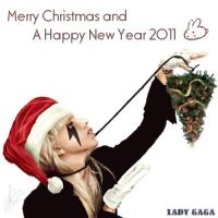 Lady Gaga ...New Year 2011 by BUBIMIR-39