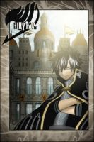 Fairy Tail 148 cover by Gray-Fullbuster
