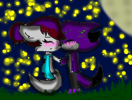 .: me and jinx at our honeymoon:. by XxcrystalluvsyouxX
