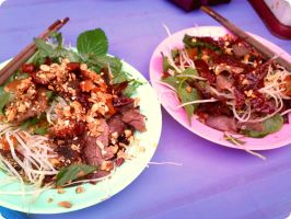 Nom kho bo - Vietnamese Dried Beef Salad by thaonguyenp27