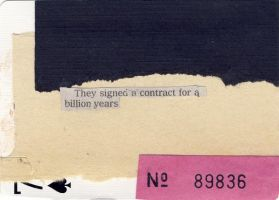 Contract by RichardLeach