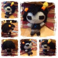 Chibi Equius from Homestuck by Art-in-motion-1