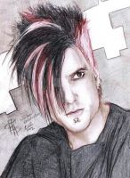 Klayton Celldweller_Color by Twiggisha