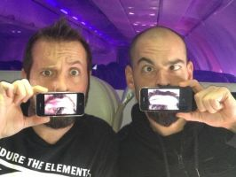 Smart phones,silly dudes by MJandGhostAdventures