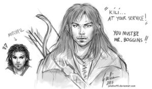 Kili by JuliaFox90