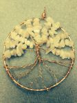 Tree of Life Pendant by Chavaleigh