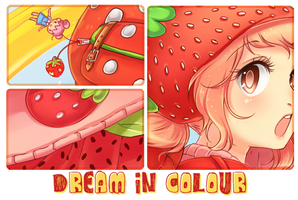 Dream In Colour Preview by oceantann
