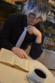 tokyo ghoul:re Sasaki Haise by 69-KAIT0