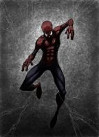 spidey web by Hybrid-7