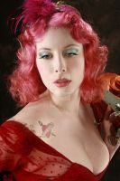 Rose in thought by robwooly