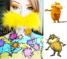 Dr. Seuss, The Lorax (Part 1) by MadeULookbylex