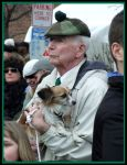 Old Man With Dog by eva44