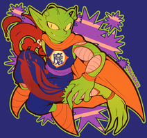 it's piccolo day by Gullacass