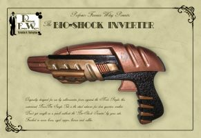 The Bio-Shock Inverter by davincisghost