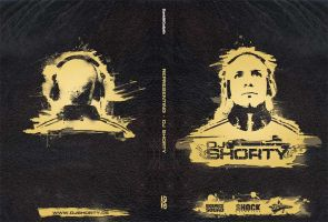 DVD Cover front - Dj Shorty by skim
