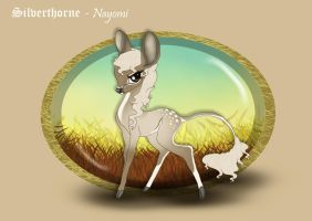 Nayomi|Filly|Herd Member by Greensmille