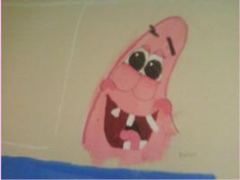 Patrick Star. by ObscurelyLegit