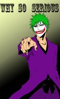 Hollow Joker by immortal-artist