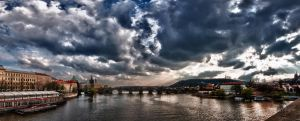 Charles Bridge by Creative--Dragon