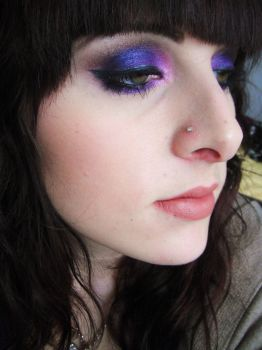 Purple Soot by itashleys-makeup