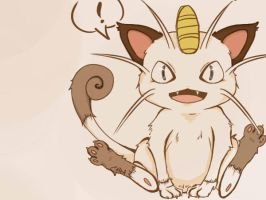 MEOWTHAH by Caradux