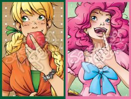 FAN-PV-'Sweet Apple Cakes' by sassy-pigeon