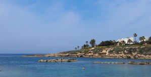 near Coral bay,Cyprus by awjay