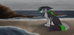 Bad Wolf Bay by whitewolfspup
