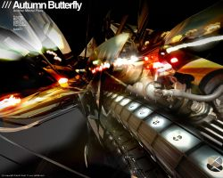 Autumn Butterfly by sub88